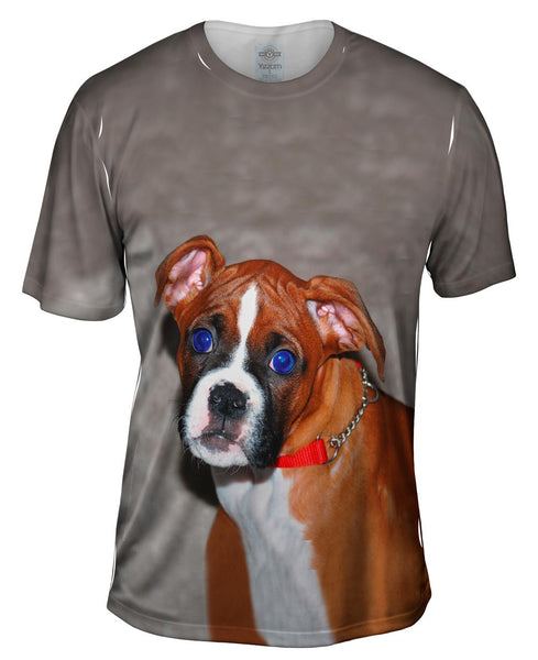 Pretty Eyes Boxer Mens T-Shirt