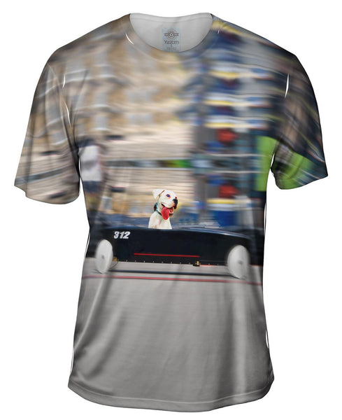 Boxcar Racing Boxer Mens T-Shirt