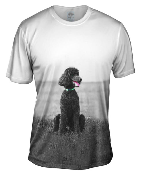 50S Poodle Mens T-Shirt