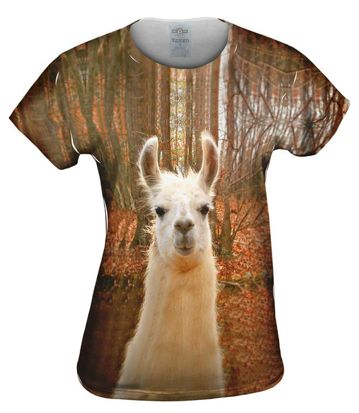 Whats Your Llama Womens Top