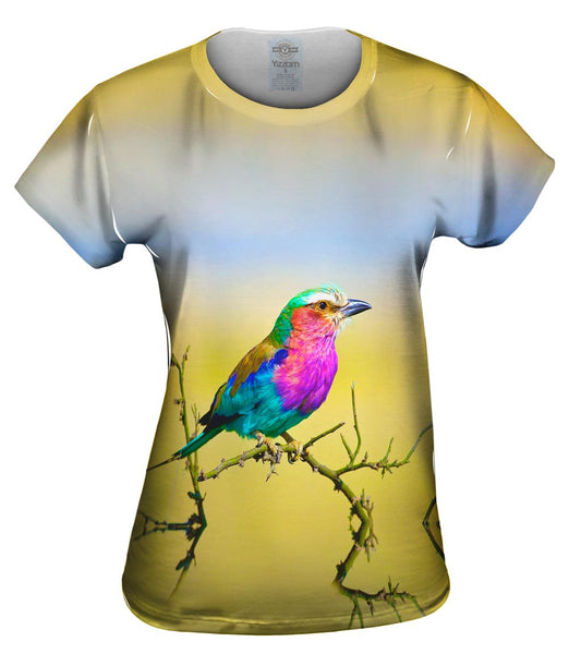 Roller Bird Womens Top