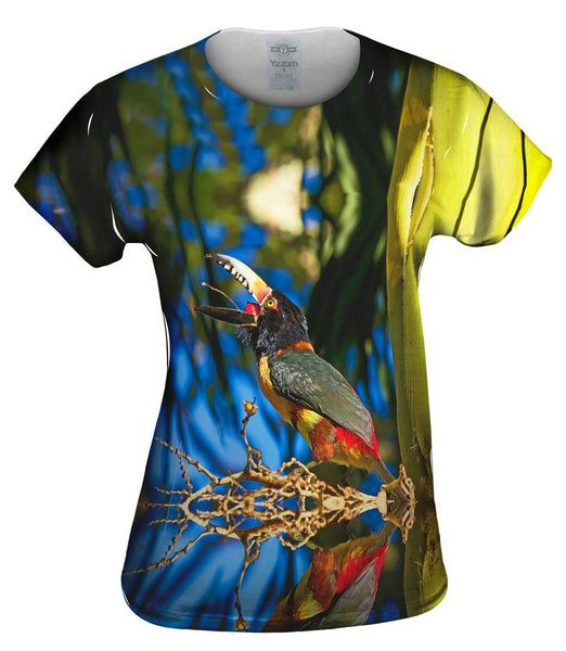 Ripe Palm Aracari Womens Top