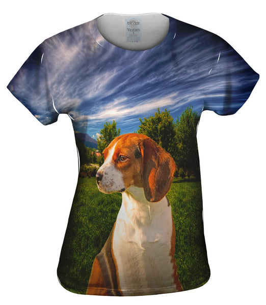 Great American Beagle Womens Top