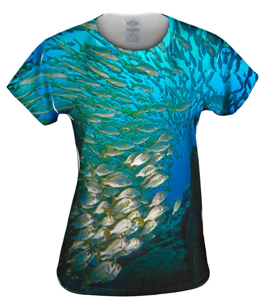 En Camino The Cannon Underwater Womens Top