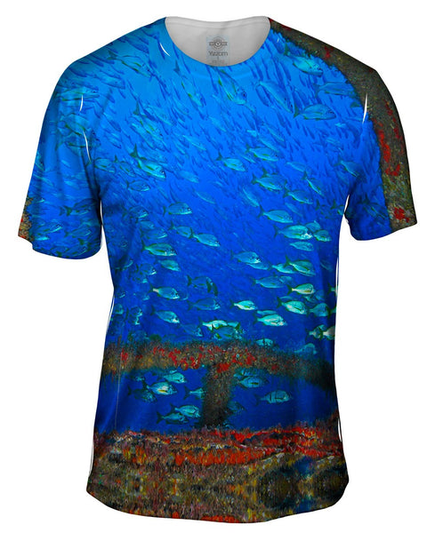 Open Window Underwater Mens T-Shirt
