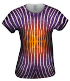 Orange Zebra Stripes Copy