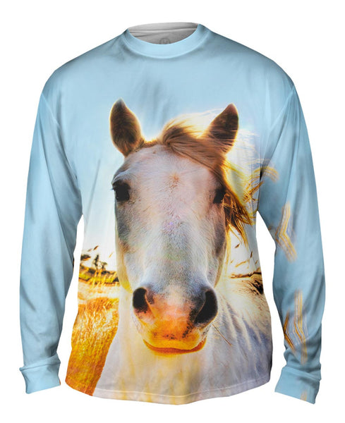 Deer Pasteur Mens Long Sleeve