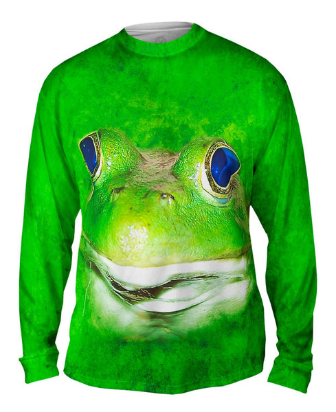 Moss Bear Mens Long Sleeve