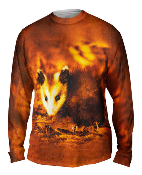 Yellow Stag Mens Long Sleeve