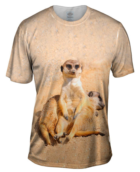 What Was That Meercat Mens T-Shirt