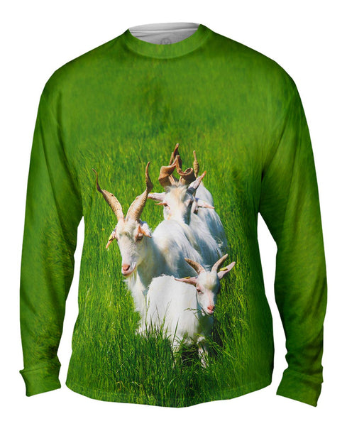 Bubble Butterfly Mens Long Sleeve