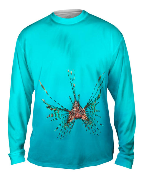 Globe Butterfly Mens Long Sleeve