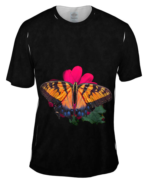 Eastern Papilio Glaucus Butterfly Mens T-Shirt