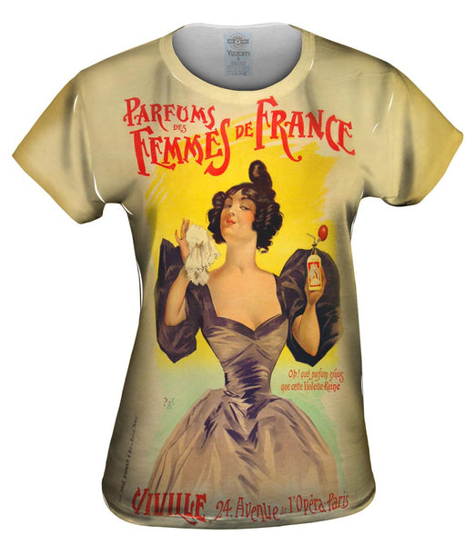"Pal - ""Parfums De Femmes De France"" (1898) Womens Top"