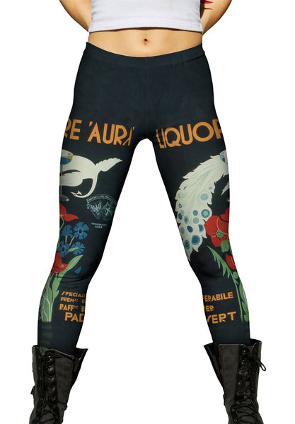 "Bruno Angoletta - ""Liquor Aura"" Womens Leggings"