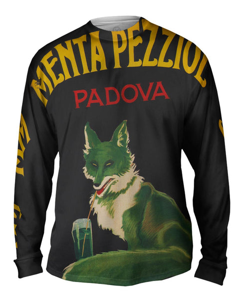 Marcelo Dudovich Mens Long Sleeve
