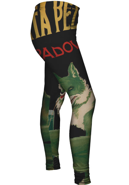 Marcelo Dudovich Womens Leggings
