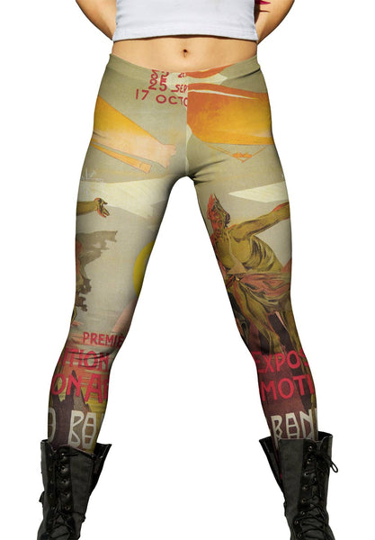 Ernest Montaut Womens Leggings