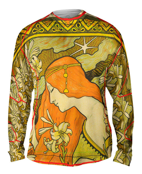 Garden de Imagenes (Garden of Imagination) Mens Long Sleeve