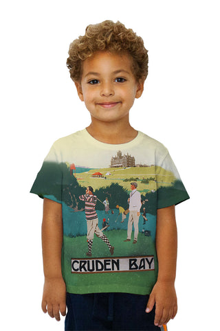 Kids Cruden Bay UK Golf