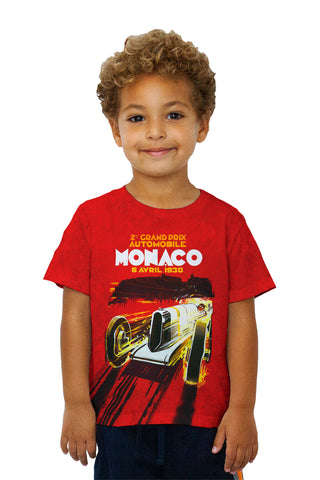 Kids Monaco Grand Prix Automobile