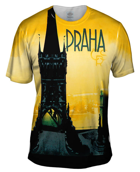 Praha Prague Czech Republic 034 Mens T-Shirt