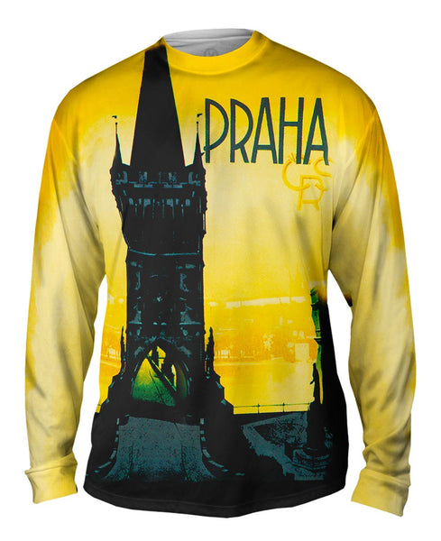Praha Prague Czech Republic 034 Mens Long Sleeve