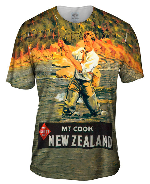 New Zealand For The Worlds Best Sport 038 Mens T-Shirt