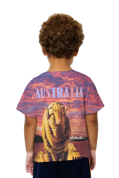 Kids Australia Lloyd 039 Kids T-Shirt