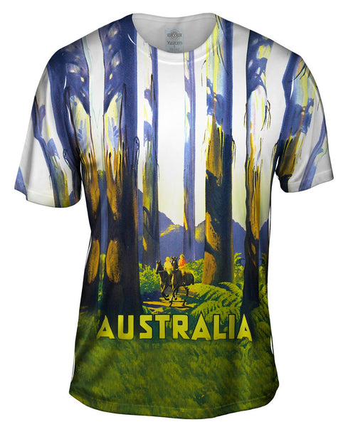 Australia tallest trees 041 Mens T-Shirt
