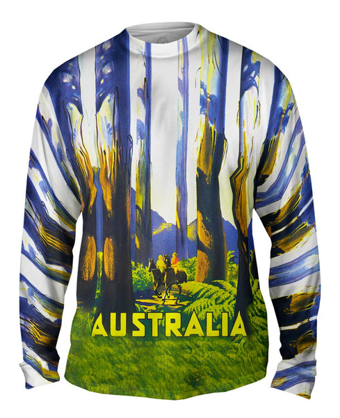 Australia tallest trees 041 Mens Long Sleeve