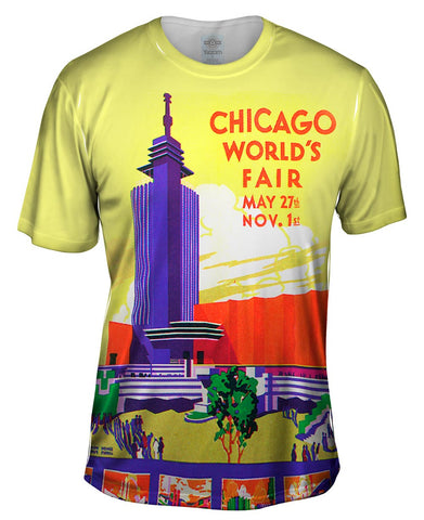 Chicago Worlds Fair Poster 054