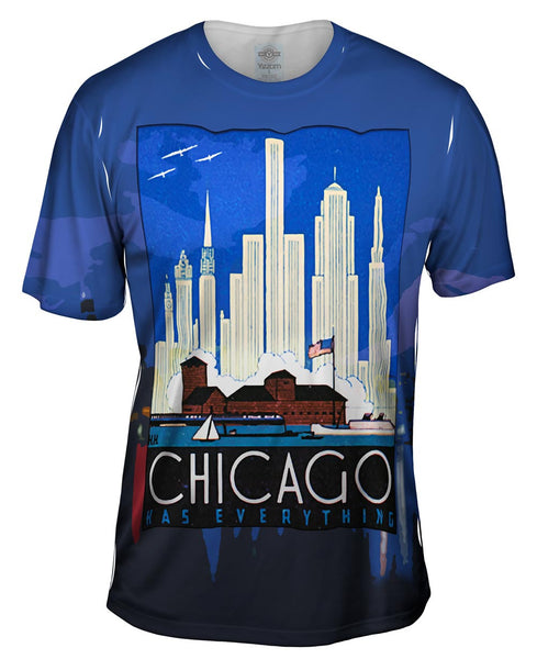 Chicago Has Everything 057 Mens T-Shirt