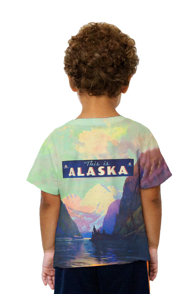 Kids This is Alaska 062 Kids T-Shirt