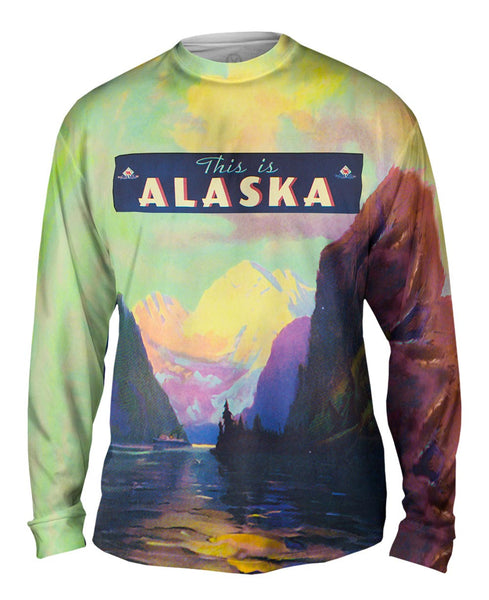 This is Alaska 062 Mens Long Sleeve
