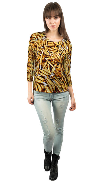 Bullets To Spare Womens 3/4 Sleeve