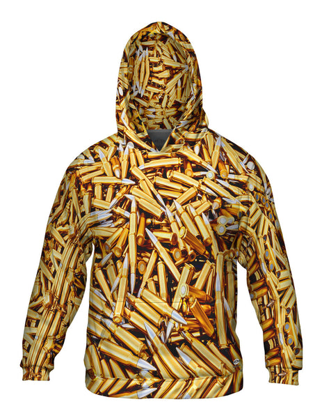 Bullets To Spare Mens Hoodie Sweater