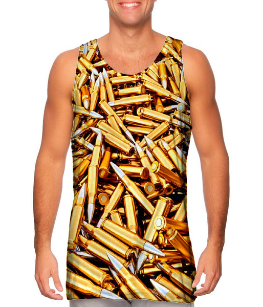 Bullets To Spare Mens Tank Top