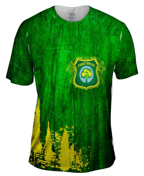 Forest Service Royal Mens T-Shirt