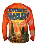 Atomic War Comic Retro