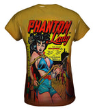 Phantom Lady Comic Retro