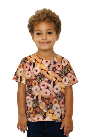 Kids Happy Donuts