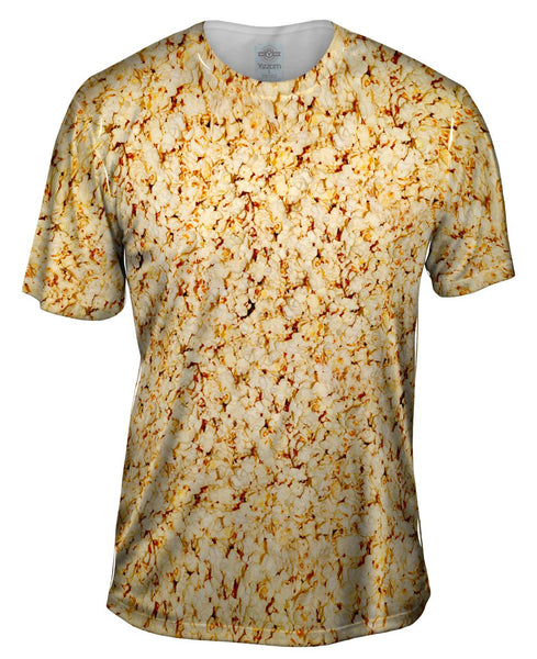 Popcorn Movie Mens T-Shirt