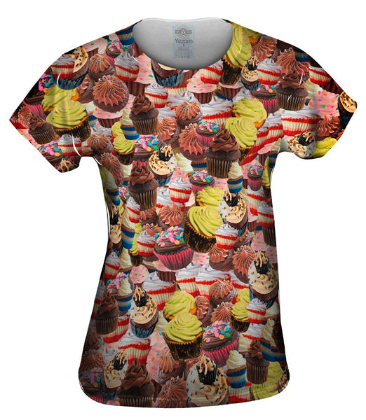 Cup Cake Galore Womens Top