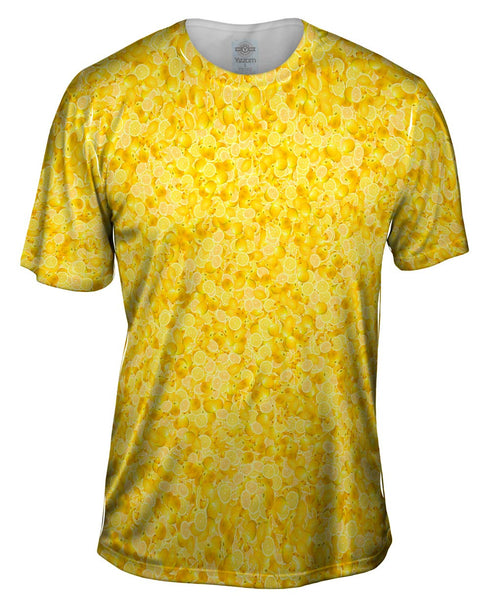 Lemon Vitamic C Overload Mens T-Shirt