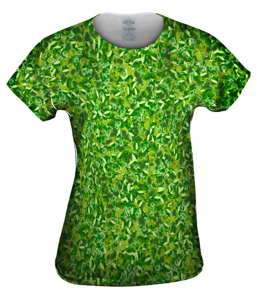 Lime Vitamic C Overload Womens Top