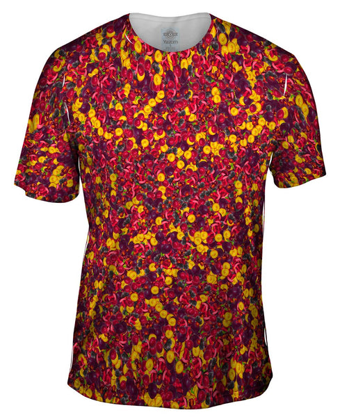 Plum Afternoon Mens T-Shirt