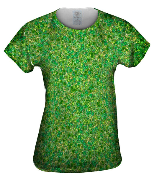 Green Pepper Womens Top