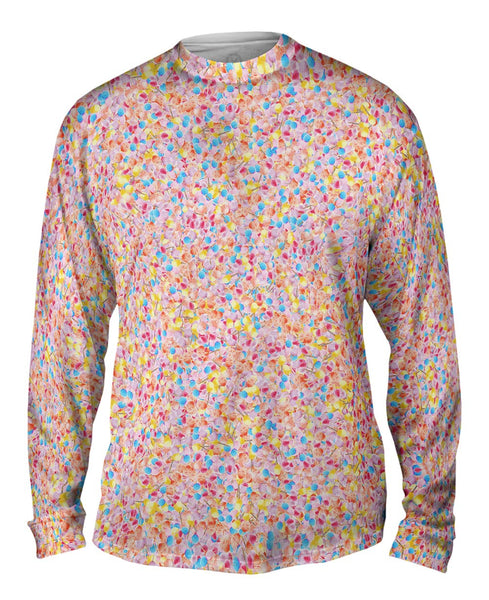 Cotton Candy Mens Long Sleeve