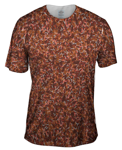 Rich Chocolate Cake Mens T-Shirt